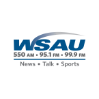WSAU 550 AM USA, Wausau