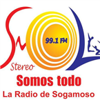 Sol Stereo 99.1 FM 99.1 FM Colombia, Tunja