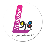 La Doble L 91.8fm 91.8 FM Colombia, Villavicencio