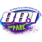 88.1 The Park 88.1 FM USA, New Plymouth