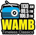 Timeless Classics WAMB 1130 AM USA, Terre Haute