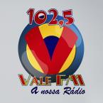 Rádio Vale FM 102.5 FM Brazil, Sao Luis de Montes Belos