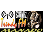 Trendy FM Manado 93.6 FM Indonesia, Manado