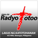 ALFM 95.9 Radyo Totoo 95.9 FM Philippines, Batangas