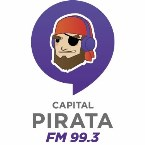 Capital Pirata FM 99.3 Cancún 99.3 FM Mexico, Cancún