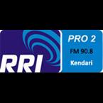 RRI Pro 2 Kendari 90.8 FM Indonesia, Kendari