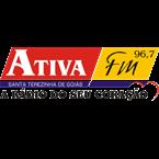 Radio Ativa FM 96.7 FM Brazil, Santa Terezinha De Goias