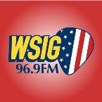 96.9 WSIG 96.9 FM United States of America, Harrisonburg