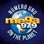 La Mega 97.9 97.9 FM USA, New York