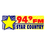 94.9 Star Country 94.9 FM USA, Roanoke