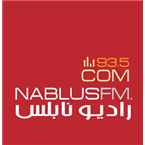 Radio Nablus FM 93.5 93.5 FM Palestine, West Bank