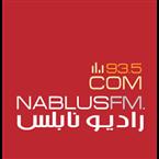 Radio Nablus FM 93.5 FM Palestine, West Bank
