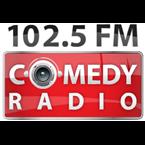 Comedy Radio 102.5 FM Russia, Moscow Oblast