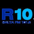 Radio 10 Salta 101.5 FM Argentina, Salta