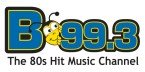 B993 The 80's Hit Music Channel 99.3 FM USA, Potsdam