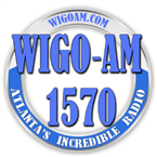 WIGO 1570 AM United States of America, Atlanta