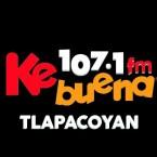 La Ke Buena 107.1 fm Tlapacoyan 107.1 FM Mexico, Martinez de La Torre
