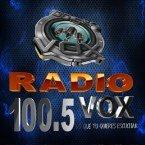 vox 100.5 radio Mexico