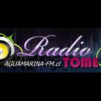 Radio Aguamarina 100.5 FM Chile, Tomé