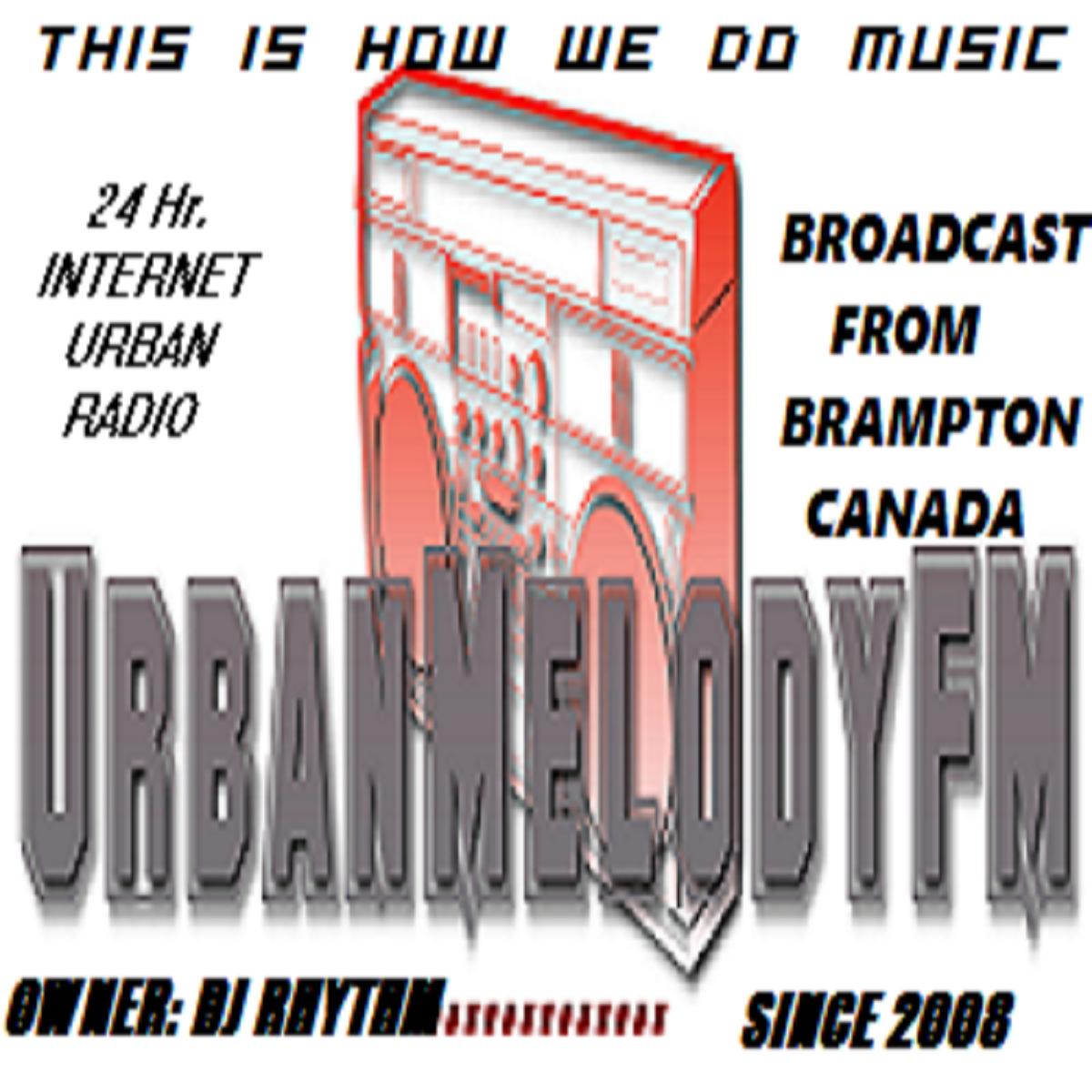 UrbanMelodyFM Canada, Brampton