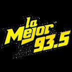 La Mejor 93.5 93.5 FM Mexico, Ciudad Guzmán