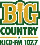 Big Country 107.7 98.9 FM United States of America, Spirit Lake