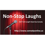 Non-Stop Laughs - 24/7 Full Length Stand-Up Comedy USA