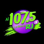 La Nueva RJ 107.5 FM Mexico, Mazatlán