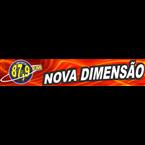 Rádio Nova Dimensão 87.9 FM Brazil, Goiânia