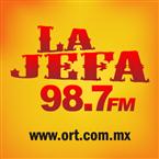 La Jefa 98.7 FM Mexico, Ciudad Mante