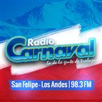 Radio Carnaval 98.3 FM 98.3 FM Chile, San Felipe