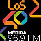 Los 40 Mérida 96.9 FM Mexico, Merida