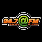 @FM (Poza Rica) 94.7 FM Mexico, Huejutla de Reyes