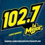La Mejor 102.7 FM Mazatlán 102.7 FM Mexico, Mazatlán