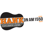 Hank 1550 AM United States of America, Madison