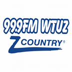 Z-Country- 99.9 99.9 FM United States of America, Canton