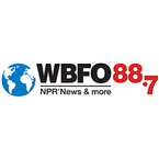 WBFO 89.7 FM USA, Jamestown