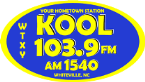 WTXY - KOOL 103.9 FM & 1540 AM 1540 AM United States of America, Whiteville