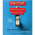 Switch: How to Change Things When Change Is Hard USA