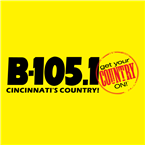 B105.1 Cincinnati's Country 105.1 FM USA, Cincinnati