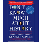 Don't Know Much about History, Anniversary Edition: Everything Y USA