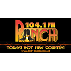 The Ranch 104.1 FM United States of America, Cookeville