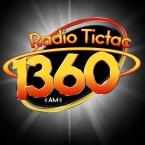 Radio TicTac de Guatemala 1360 AM Guatemala, Guatemala City