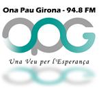Ona Pau Girona 94.8 FM Spain, Banyoles