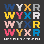 WYXR 91.7 FM USA, Memphis