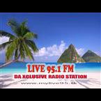 Live 95.1FM 95.1 FM Saint Lucia, Castries