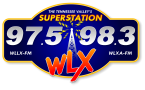 Power 97.5 WLX 100.5 FM USA, Lewisburg