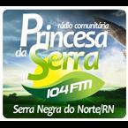 Rádio Princesa da Serra 104.9 FM Brazil, Serra Negra Do Norte