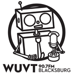 WUVT-FM 90.7 FM United States of America, Blacksburg