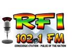 RFI 102.1 FM 102.1 FM Saint Lucia, Castries